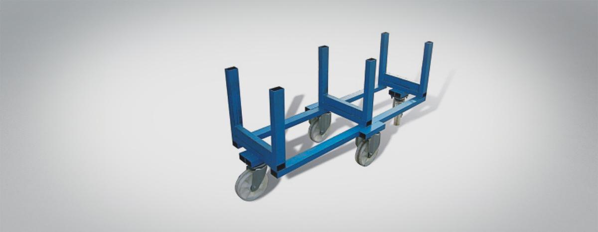 Materialwagen
